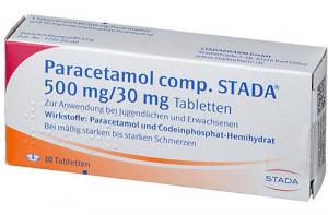 paracetamol-codein-kombination
